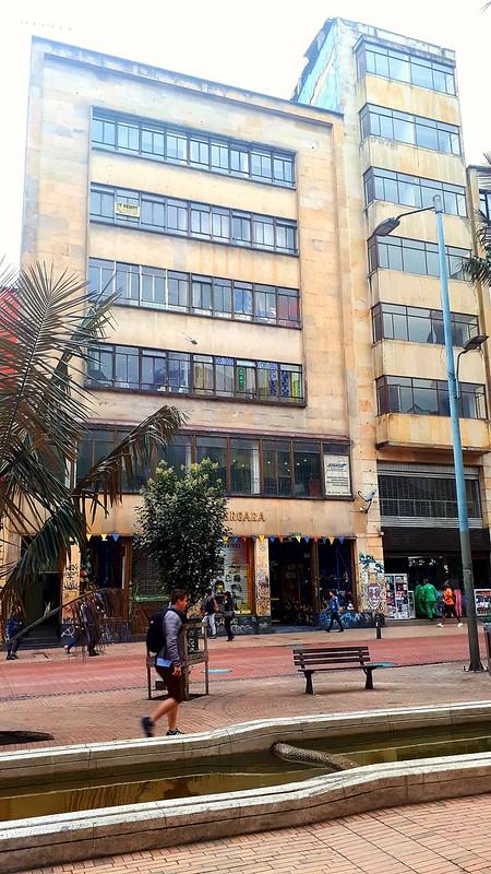 Frente asd sede centro Bogotá