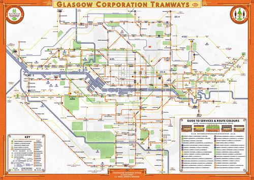 Glasgow Corporation Tramways