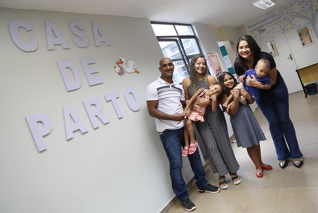Em 10 anos, 3,5 mil crianças nasceram na Casa de Parto de São Sebastião