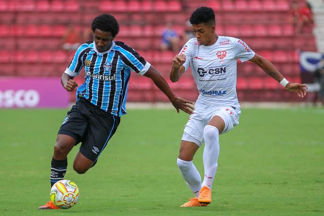 Copa São Paulo - Grêmio x Audax/SP