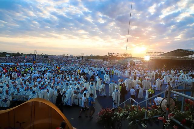 Misa de Envío / Campo San Juan Pablo II