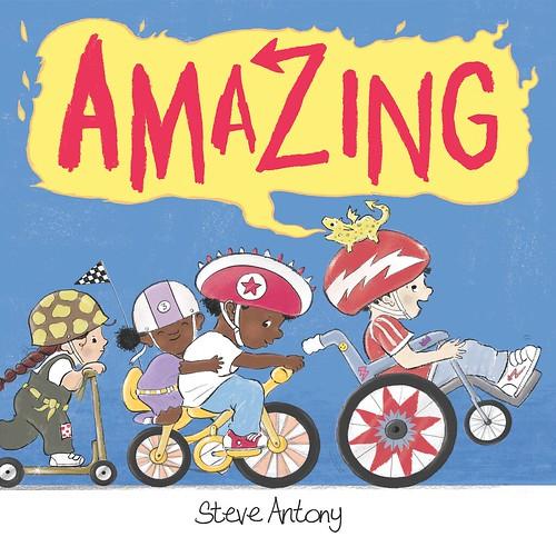 Steve Antony, Amazing