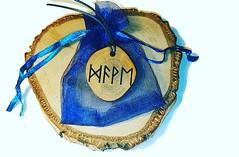 #rune #runic #runes #name just made #necklace Wooden Jewellery www.Retrosheep.com Handmade Wooden Personalised Gift Handmade Charm Necklace #amazonhandmade #Retrosheep #Personalised #Gifts FIND US ON AMAZON HANDMADE @amazonhandmade @ebay_uk @etsyuk @retro