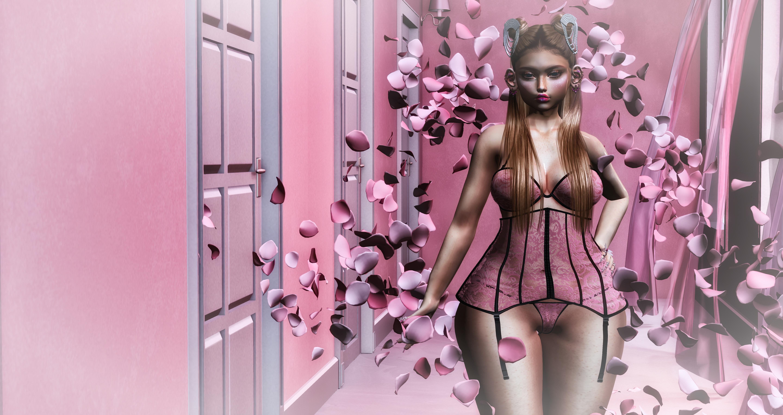 Pink, pink allllll pink