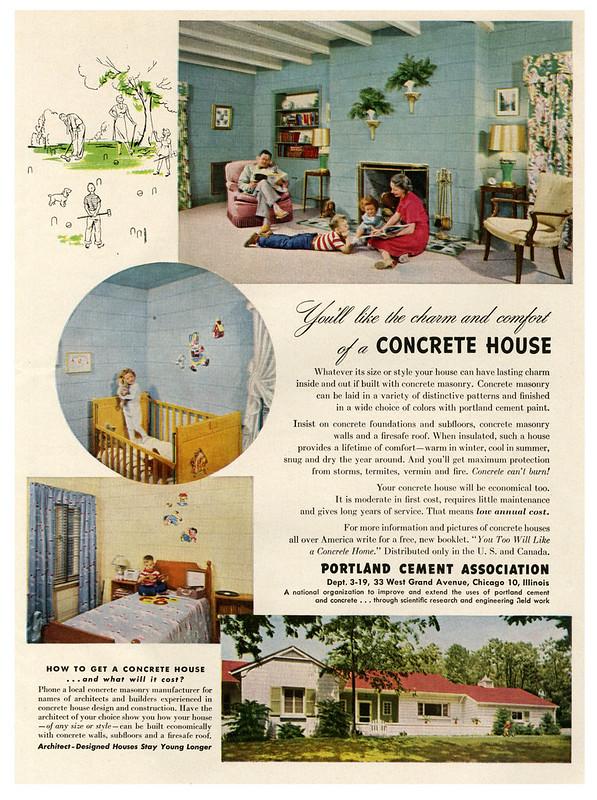 Portland Cement Association 1954