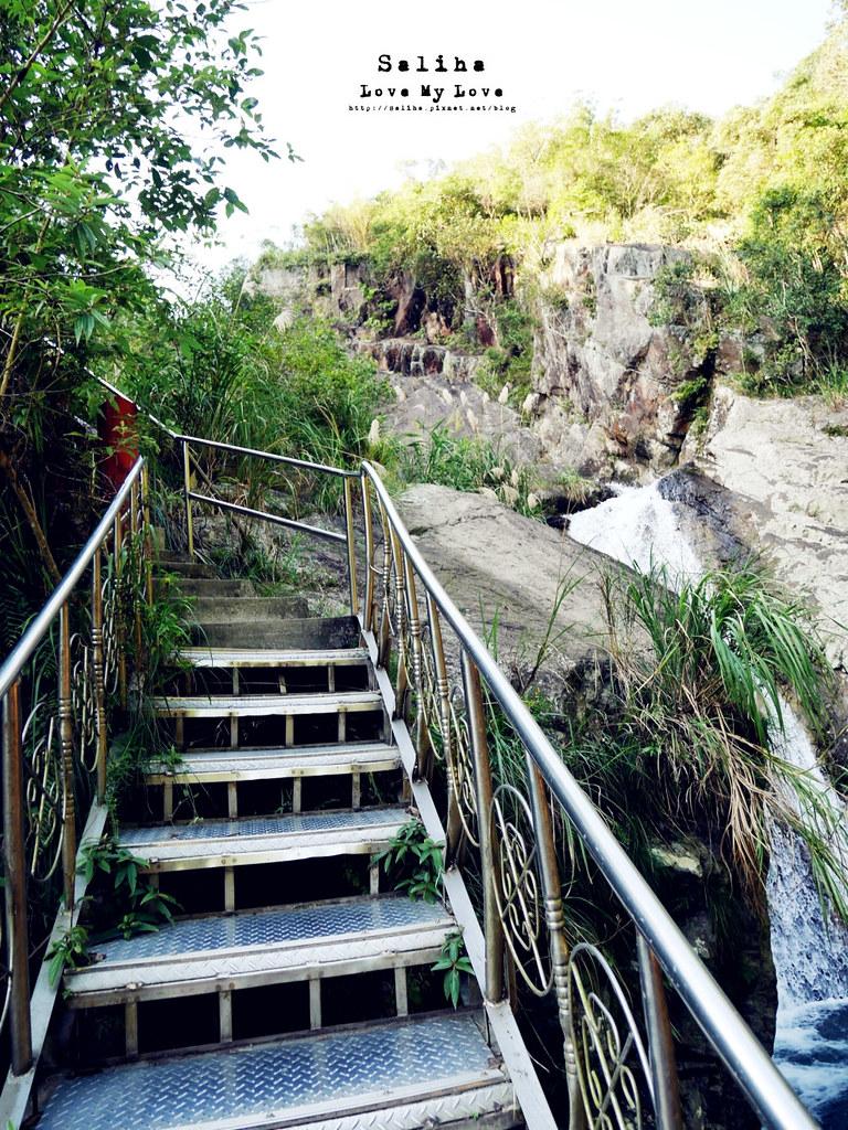 宜蘭礁溪秘境推薦猴洞坑瀑布白石腳步道 (6)