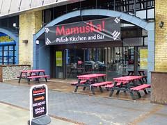 Mamuska, Waterloo, SE1
