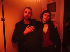 Corrie & Benj