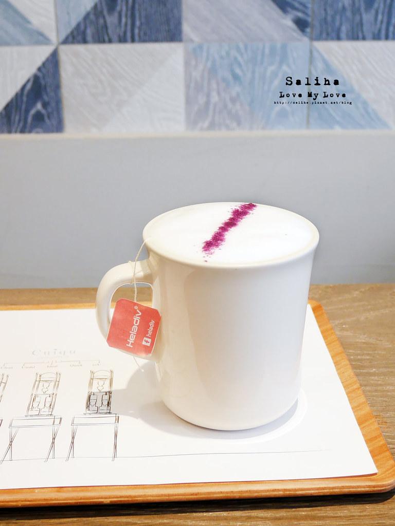 東區不限時餐廳下午茶Cuiqu Coffee奎克咖啡台北忠孝店鬆餅燉飯午餐晚餐推薦 (8)