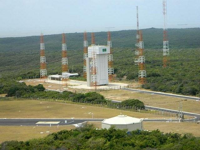 Uso da base Alcântara é liberado para os EUA - Créditos: Agência Espacial/Divulgação