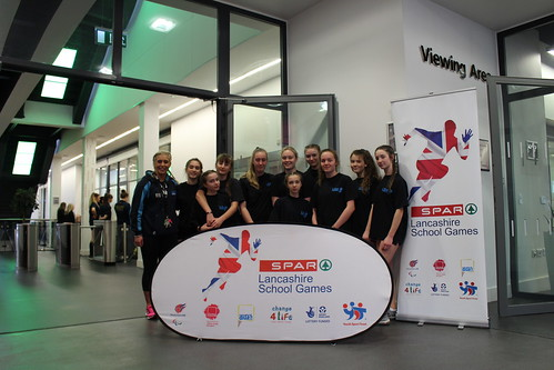 LSA Girls | by Active Lancashire