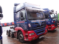 Beaker63 posted a photo:	K 44 SRS (52)  -  Foden Alpha 3000 420 6x2 (XL)