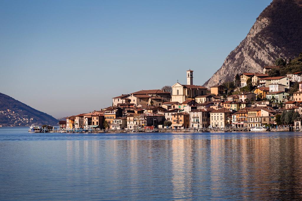 Monte Isola - Peschiera Maraglio