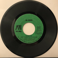 EL COCO:COCOMOTION(RECORD SIDE-A)