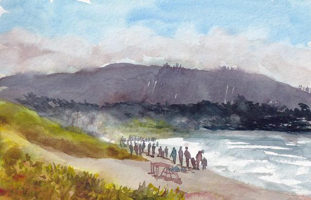 190323 Carmel Beach CA