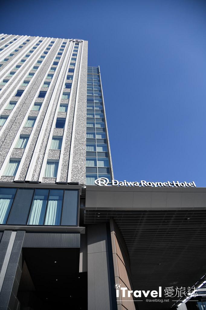 东京有明大和ROYNET饭店 Daiwa Roynet Hotel Tokyo Ariake (9)