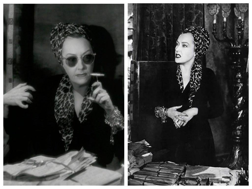 Кадры из фильма Сансет Бульвар (1950)