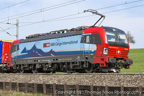 SBB Cargo International, 193 465-2