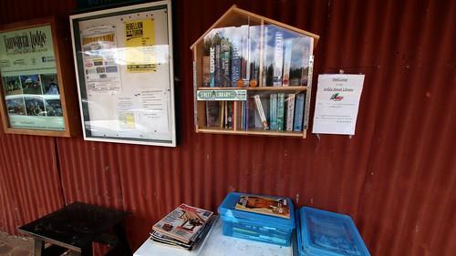 Sofala little street library