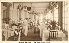 Wardman Park Dining Veranda