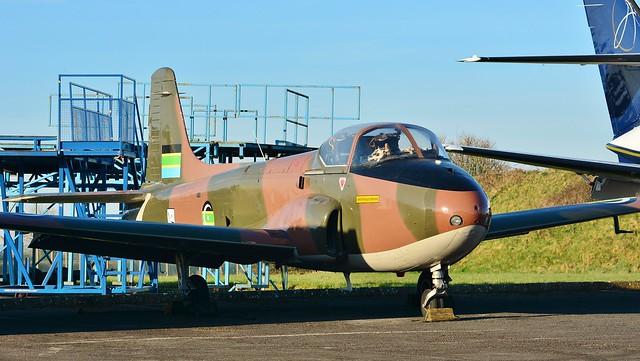 Jet Provost T.52 XS228 (G-PROV)