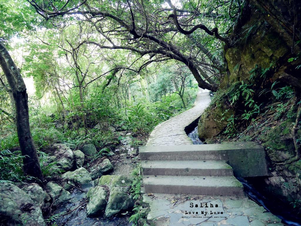 宜蘭礁溪旅遊景點秘境猴洞坑瀑布停留時間 (10)