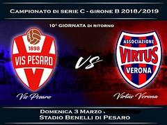 Vis Pesaro-Virtus Verona, l'arbitro é...