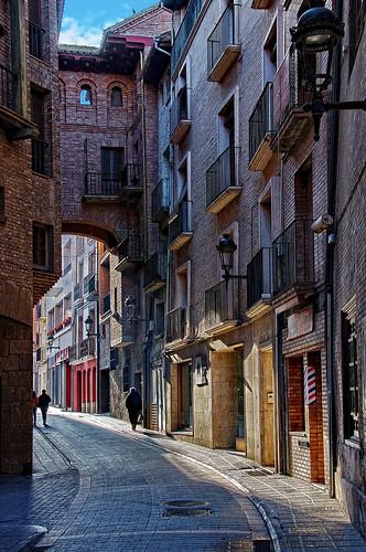 Calle Argensola (Barbastro)