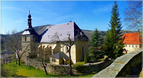 Kirche zu Bad Gottleuba