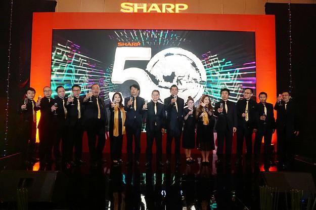 Jelang Usia Emas, SHARP Indonesia Manjakan Konsumen