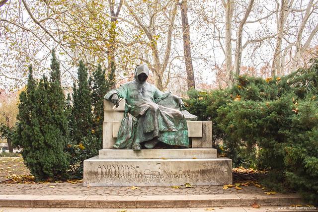 Városliget, Leggende di Budapest