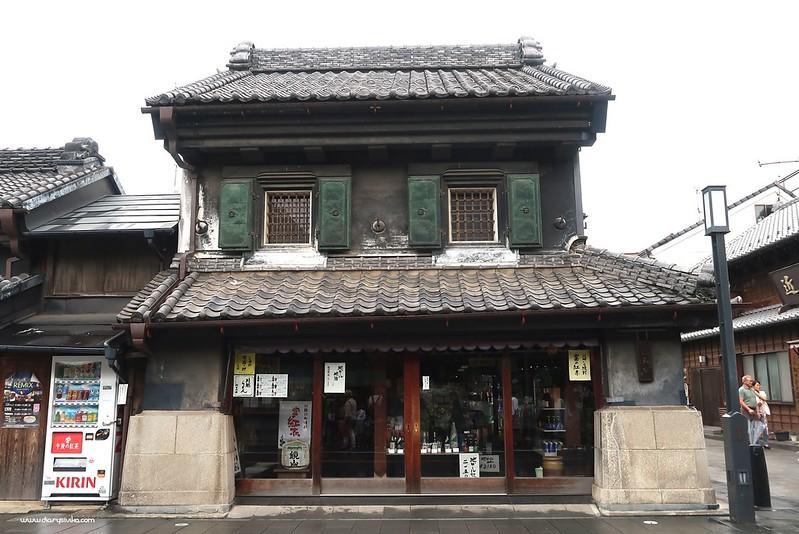 bangunan kawagoe