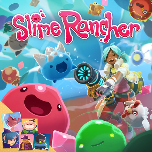 Slime Rancher Deluxe Bundle