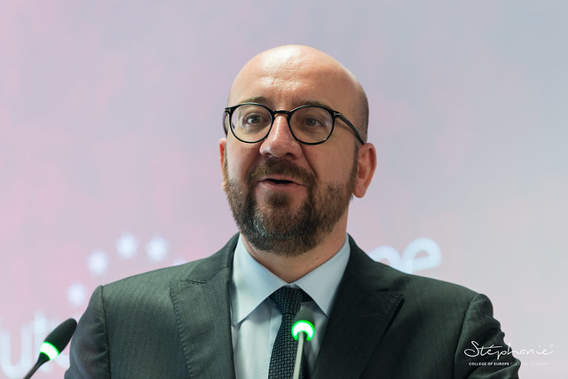 Speech by Mr Charles MICHEL, Prime Minister of Belgium.12 February 2019