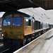 66728 6D16 1100 Cottam Power Station Gbrf to Ferrybridge Ps Gypsum Gbrf
