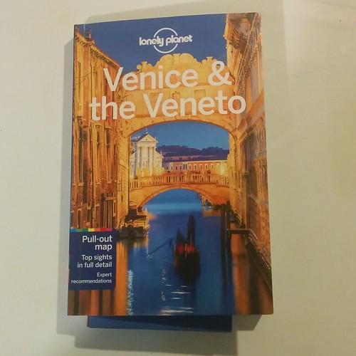 Lonely Planet, Venice & the Veneto #books #travel #venice #veneto #italy #lonelyplanet #lonelyplanetvenice #tripreading