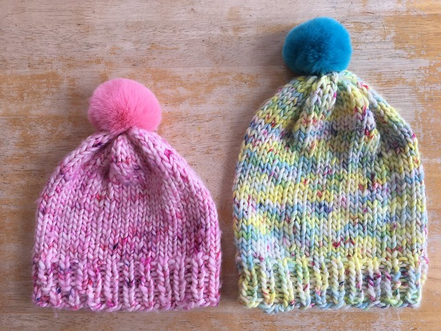 Big Wool Basic Hats in BAAH Sequoia