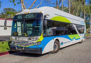 Foothill Transit 2418