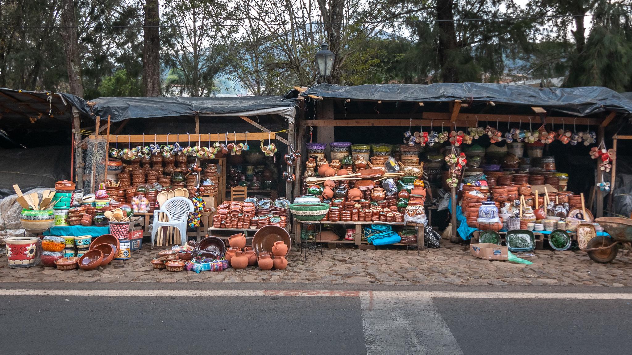 Tzintzuntzan - Michoacan - [Mexique]