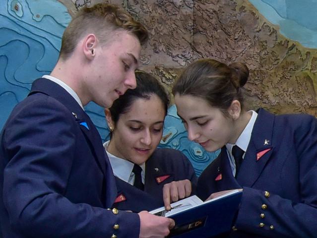 aeronautica bando 45 posti scuola militare