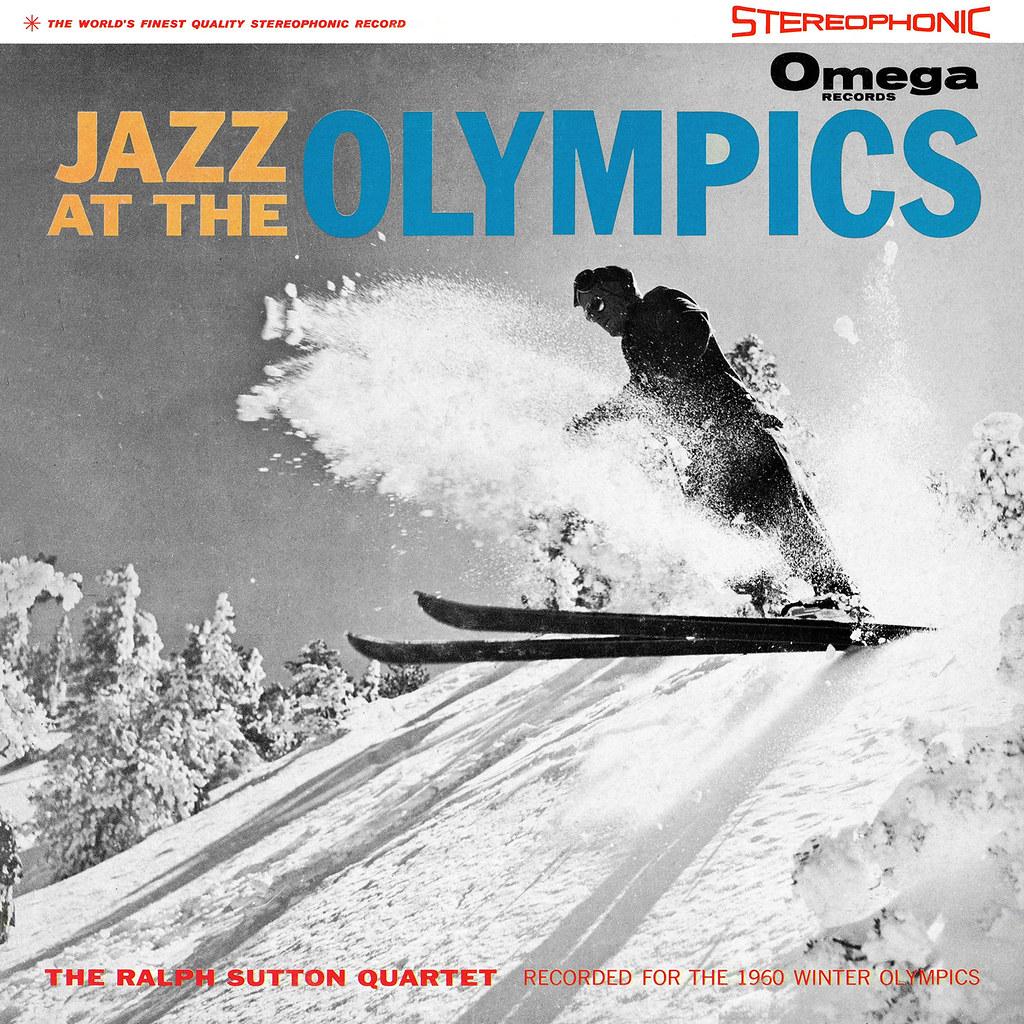The Ralph Sutton Quartet - Jazz At The Olympics