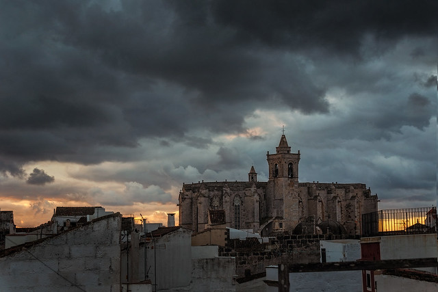 Amanecer catedral, Canon EOS 6D, Canon EF 70-200mm f/4L
