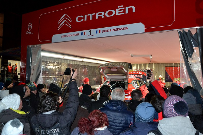 Citroen Racing / Ogier - Ingrassia