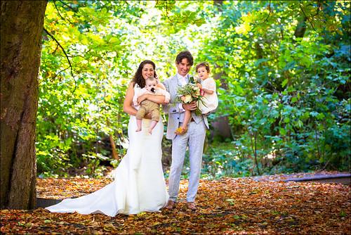 Huwelijk Stephanie & Jeroen