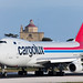 Cargolux Airlines International Boeing 747-467F(SCD)  |  LX-GCL  |  LMML by Melvin Debono