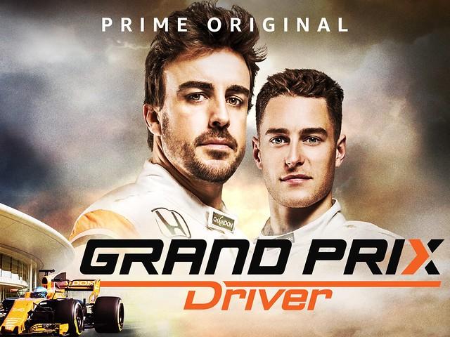 Grand Prix Driver flyer