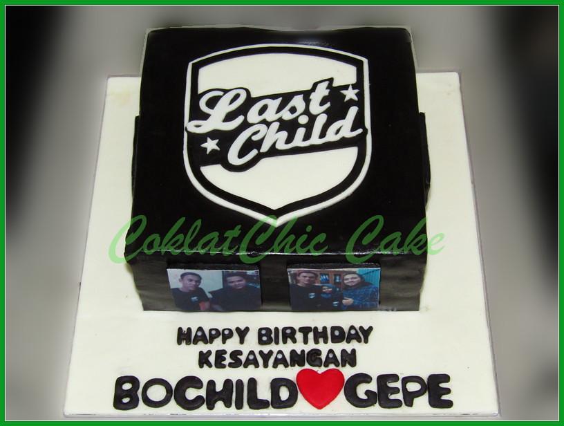 Cake Logo LAST CHILD