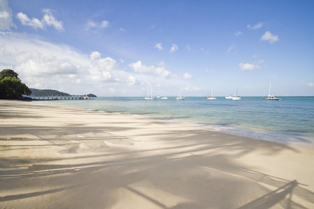 Cape Panwa Hotel-Beach
