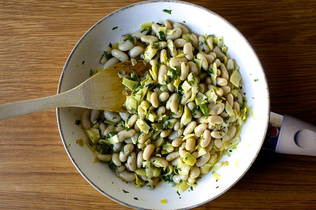 cannellini aglio e olio
