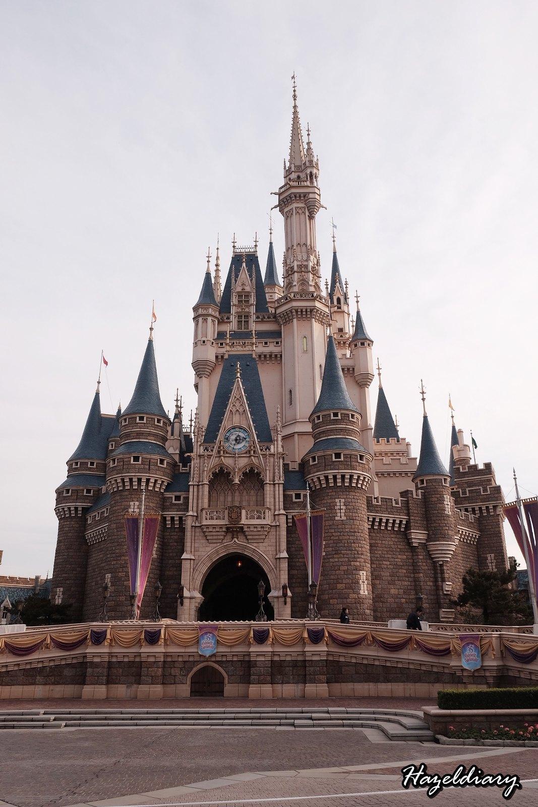 Tokyo Disneyland Japan-12